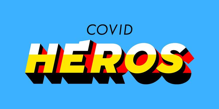 logo covid héros entraide romande