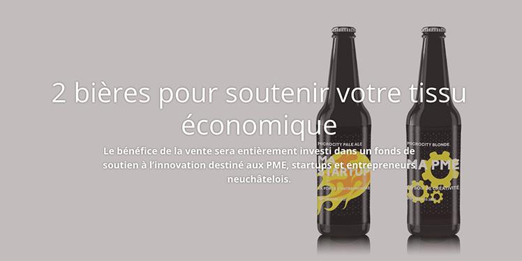 Microcity Neuchâtel Innovation